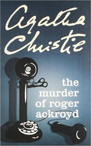 Agatha Christie: The Murder of Roger Ackroyd-Books-TBHPD-Helmetdon