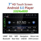 "Alcoa Prime Android 6.0 3G WIFI 7""HD Touch Bluetooth Car Radio Stereo MP3 Player GPS NAV+CAM-Alcoa Prime-Helmetdon"