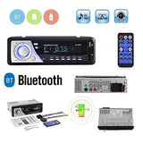 Alcoa Prime Car Stereo Audio Bluetooth In-Dash Aux Input Receiver MP3 Audio Player FM Radio-Alcoa Prime-Helmetdon