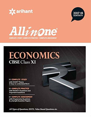 All in one Economics Class 11th (Old Edition)-Arihant Publication-Helmetdon