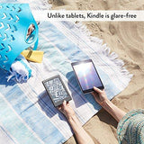 "All-New Kindle E-reader - Black, 6"" Glare-Free Touchscreen Display, Wi-Fi-Kindle-Amazon-Helmetdon"
