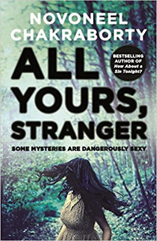 All Yours, Stranger-Books-TBHPD-Helmetdon