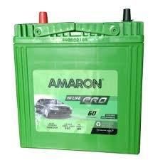 Amaron 50B20R Pro 12V 35Ah Front Car Battery-Automotive Parts and Accessories-Amaron-Helmetdon