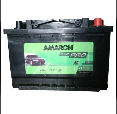 Amaron AAM-PR-600109087 DIN100 Battery, 12V-Automotive Parts and Accessories-Generic-Helmetdon