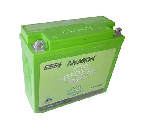AMARON ABR-RP-BTX7R 7 Ah Battery for Bike-Automotive Parts and Accessories-Amaron-Helmetdon