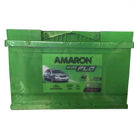 Amaron Battery AAM-FL-565106590 65 Ah Battery-Automotive Parts and Accessories-Generic-Helmetdon