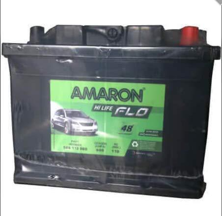 Amaron Battery AAM-FL-OBH45D20L 45 Ah Battery-Automotive Parts and Accessories-Generic-Helmetdon