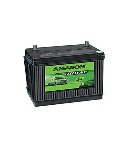Amaron Hiway Oriental_34 130Ah Battery-Automotive Parts and Accessories-Amaron-Helmetdon