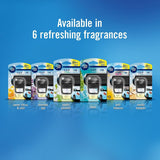 Ambi Pur Aqua Car Air Freshener Starter Kit (7.5 ml)-Car Perfumes-AmbiPur-Helmetdon
