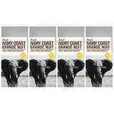 Amul Ivory Coast Grande Nuit, Single Origin 55% Dark Chocolate Bar, 125g [Pack of 4, Rich in Cocoa and Antioxidants]-Grocery-Amul-Helmetdon