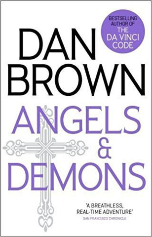 Angels and Demons (Robert Langdon)-Books-TBHPD-Helmetdon