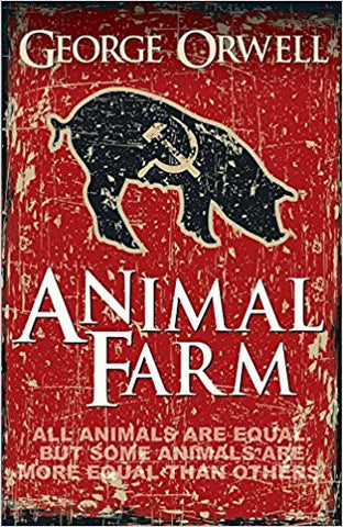Animal Farm-Books-TBHPD-Helmetdon
