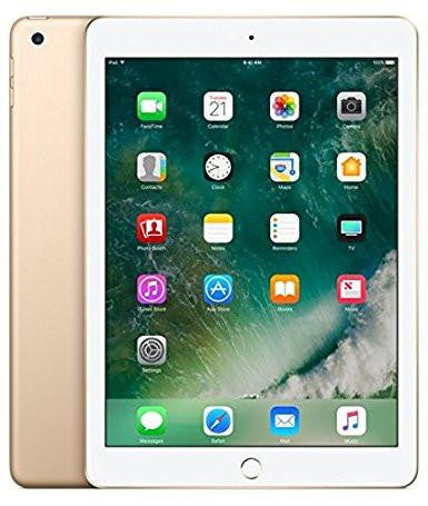 Apple iPad Tablet (9.7 inch, 128GB, Wi-Fi), Gold-Computers and Accessories-Apple-Helmetdon