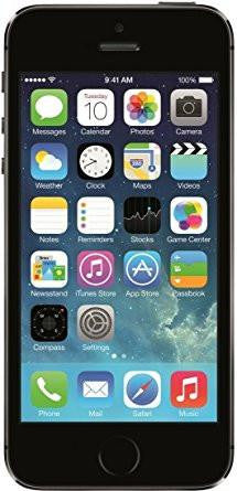 Apple iPhone 5s (Space Grey, 16GB)-Electronics-Apple-Helmetdon