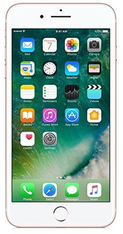 Apple iPhone 7 Plus (Rose Gold, 256GB)-Apple-Helmetdon