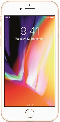 Apple iPhone 8 (Gold, 256GB)-Apple-Helmetdon
