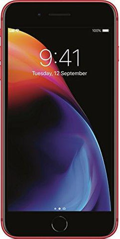 Apple iPhone 8 Plus (Red, 64GB)-Apple-Helmetdon