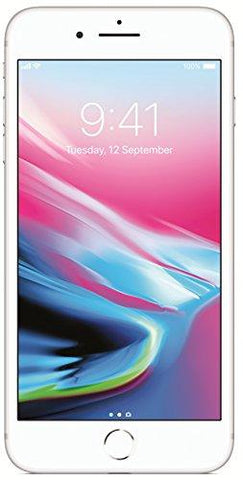 Apple iPhone 8 Plus (Silver, 64GB)-Apple-Helmetdon
