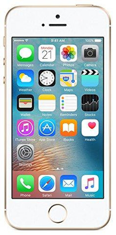 Apple iPhone SE (Gold, 16GB)-Apple-Helmetdon