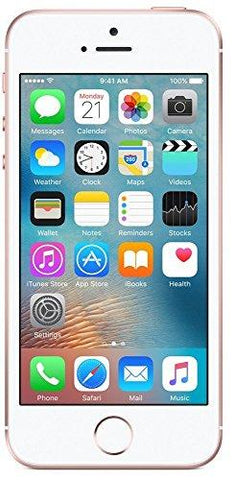Apple iPhone SE (Rose Gold, 32GB)-Apple-Helmetdon