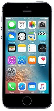 Apple iPhone SE (Space Grey, 32GB)-Electronics-Apple-Helmetdon