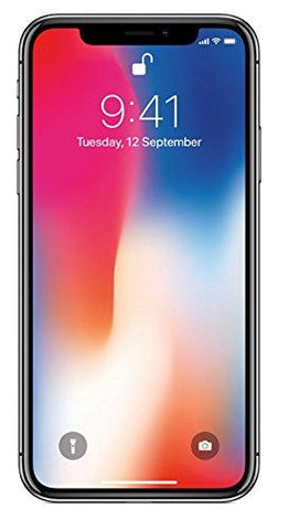 Apple iPhone X (Space Grey, 256GB)-Apple-Helmetdon