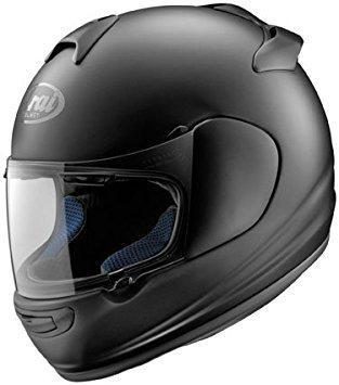 Arai Helmets Vector 2 Solid Helmet , Size: Md, Primary Color: Black, Helmet Type: Full-face Helmets, Helmet Category: Street, Distinct Name: Black Frost, Gender: Mens/Unisex 814172 2010-Helmets-Arai-Helmetdon