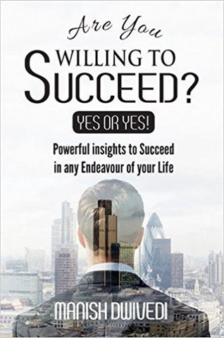 Are You Willing to Succeed? Yes or Yes-Books-TBHPD-Helmetdon