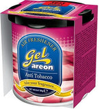 Areon Wish Gel Air Freshener for Car (80 g)-Car Perfumes-Areon-Helmetdon