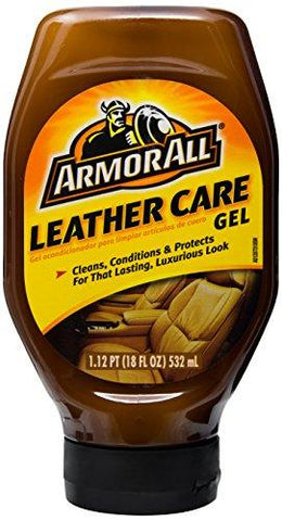 Armor All 10961US Leather Care Gel (532 ml)-Armor All-Helmetdon