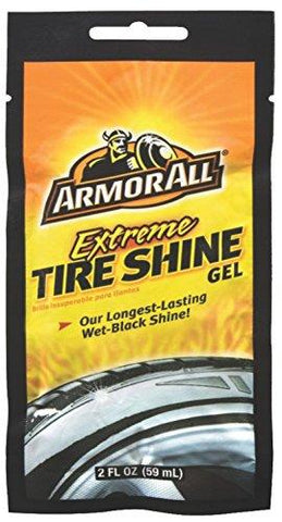 Armor All 78467US Extreme Tire Shine Gel Pouch (59 ml)-Armor All-Helmetdon