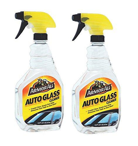 Armorall Glass Cleaner 650 ml - pack of 2-Armor All-Helmetdon