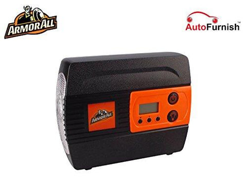 Armorall RCP-B31A Digital Tyre Inflator (Black)-Armor All-Helmetdon