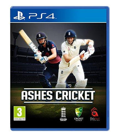Ashes Cricket (PS4)-Big Ant Studios-Helmetdon