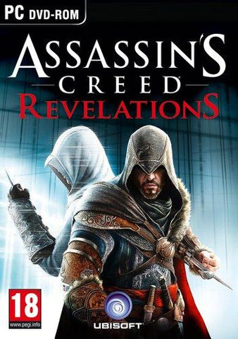 Assassins Creed Revelations (PC)-UBI Soft-Helmetdon