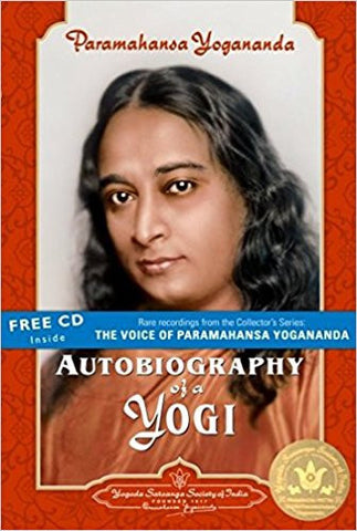 Autobiography of a Yogi (Complete Edition with Free CD)-Books-TBHPD-Helmetdon