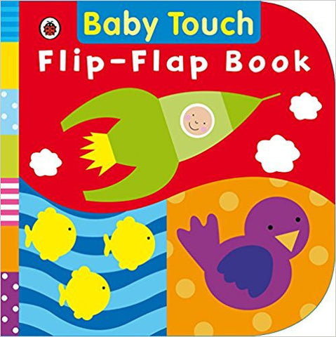Baby Touch: Flip-Flap Book-Books-TBHPD-Helmetdon