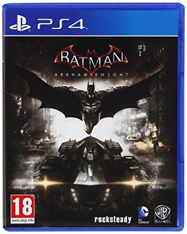 Batman Arkham Knight (PS4)-Warner Bros.-Helmetdon
