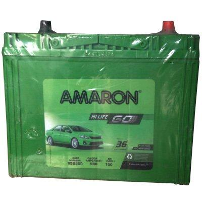 BATTERY-Automotive Parts and Accessories-Amaron-Helmetdon