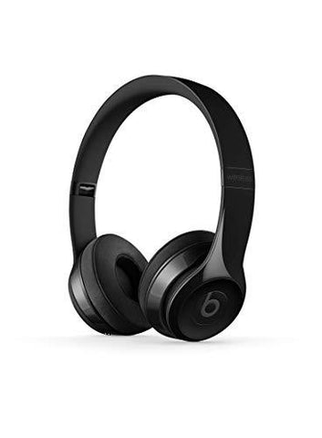 Beats by Dre Solo3 Wireless On-Ear Headphones (Gloss Black)-Premium Consumer Electronics Brands-Beats-Helmetdon
