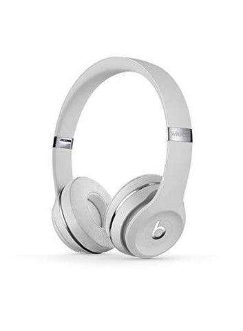 Beats by Dre Solo3 Wireless On-Ear Headphones (Satin Silver)-Premium Consumer Electronics Brands-Beats-Helmetdon