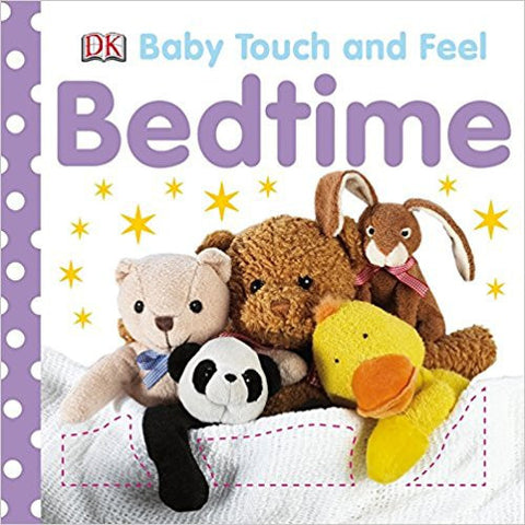 Bedtime (Baby Touch and Feel)-Books-TBHPD-Helmetdon