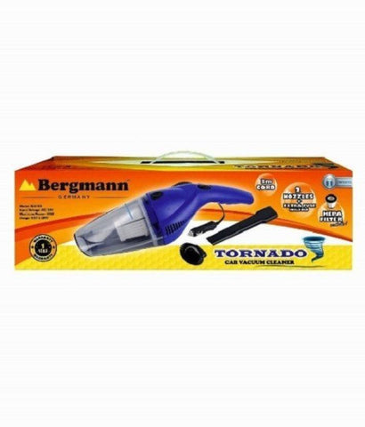 Bergmann Tornado Vacuum Cleaner For Cars Car Accessories Bergmann1 Helmetdon