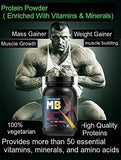 Best Choice Nutririon Muscle Blaze (Mb) Mass Gainer with Multivitamin Tablets (Xxl, 1Kg, Chocolate)-Health and Beauty-Best Choice Nutririon-Helmetdon
