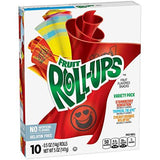 Betty Crocker Fruit Roll Ups, Variety Pack, 141g-Grocery-Betty Crocker-Helmetdon