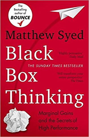 Black Box Thinking: Psychology-Books-TBHPD-Helmetdon