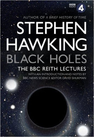 Black Holes: The Reith Lectures-Books-TBHPD-Helmetdon