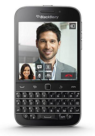 BlackBerry Classic (Black)-BlackBerry-Helmetdon