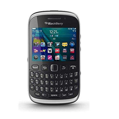 Blackberry Curve 9320 Import 3G with Optical Trackpad, NO BBM (White)-Blackberry-Helmetdon