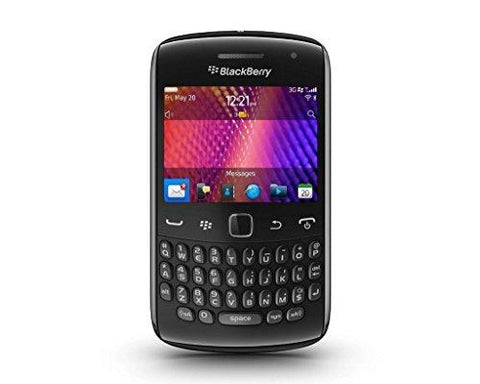 BlackBerry Curve 9360 (Black)-BlackBerry-Helmetdon